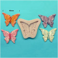 Butterfly Sugarcraft Silicone Mould