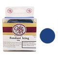 Cake Art Royal Blue Fondant Plastic Icing 250g