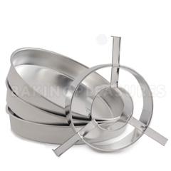 Checkerboard Cake Tin Pan Set