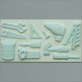 Alphabet Moulds DIY Tools Silicone Mould
