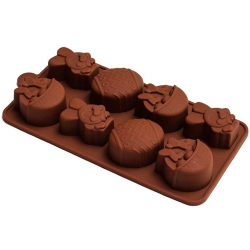 Easter Silicone Chocolate Mould