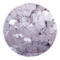 Edible Glitter Squares Silver 4.5g