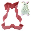 Floppy Bunny Pink Resin Cookie Cutter