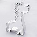 Giraffe Stainless Steel Cookie Cutter