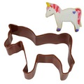 Horse Brown Resin Cookie Cutter