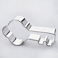 Key Stainless Steel Cookie Cutter