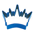 Kings Crown Navy Resin Cookie Cutter