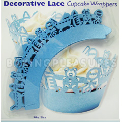 Cupcake Wrappers - Cupcakes Plain and Fancy