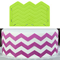 Marvelous Molds Large Chevron Silicone Onlay