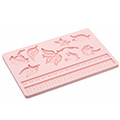 Leaf Sugarcraft Silicone Mould