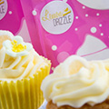 Lemon Drizzle Natural Flavoured Icing Sugar 250g