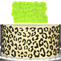 Marvelous Molds Leopard Silicone Onlay