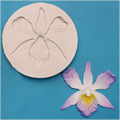Orchid Sugarcraft Silicone Mould