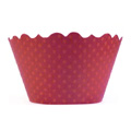 Phoenix Red Cupcake Wrappers 12pcs