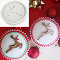 Katy Sue Prancing Reindeer Christmas Cupcake Mould