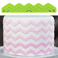 Marvelous Molds Single Small Chevron Silicone Onlay