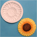 Sunflower Sugarcraft Silicone Mould
