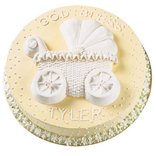 Wilton Baby Buggy Novelty Cake Pan Tin