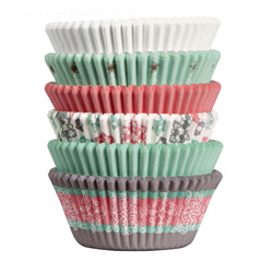 Wilton Snowflake Multi Pack Christmas Baking Cups
