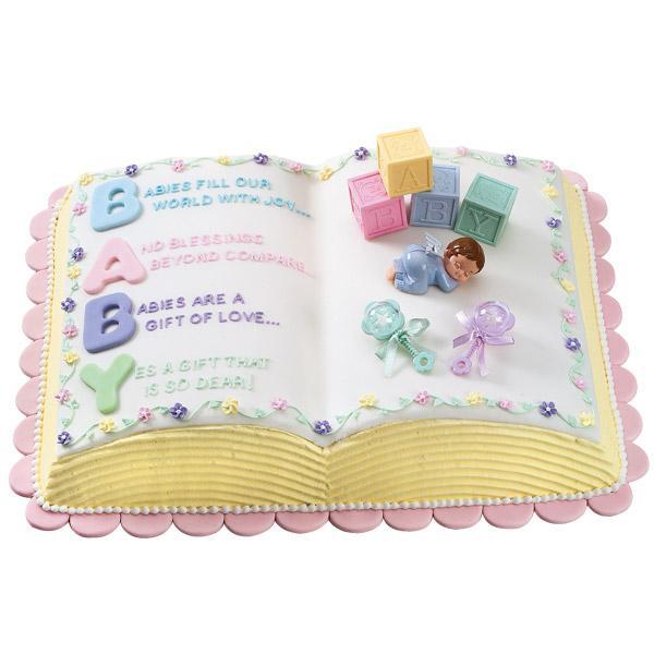 Cake Designs Book Shape : Wilton Double Book Novelty Cake Pan/Tin