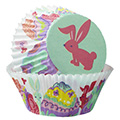 Wilton Easter Peek a Boo Bunny Baking Cups 75pcs