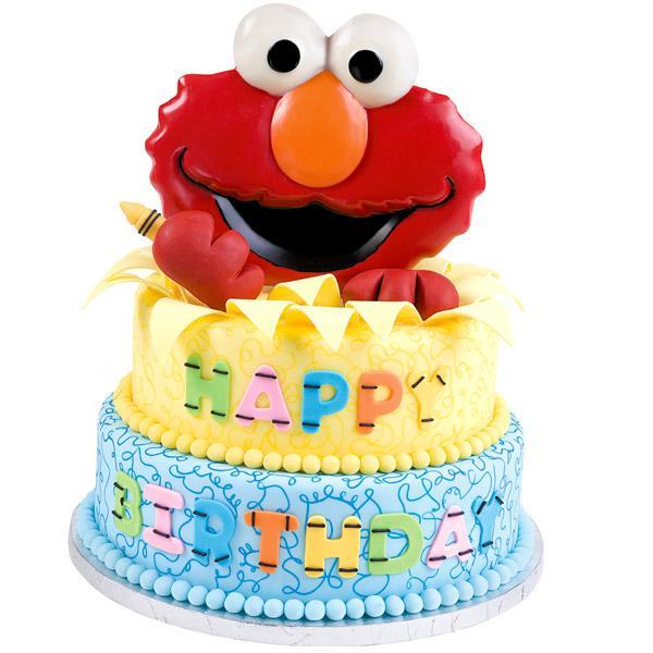 Wilton Elmo Face Novelty Cake Pan/Tin