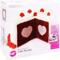 Wilton Tasty Fill Cake Pan Instructions