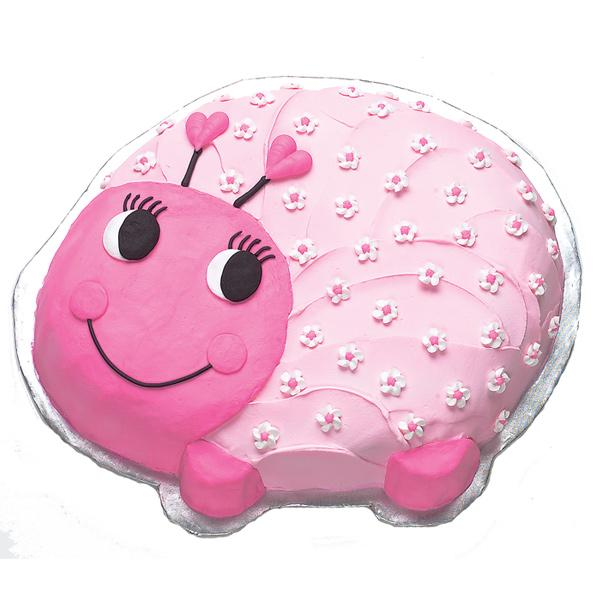 Wilton Lady Bug Novelty Cake Pan Tin