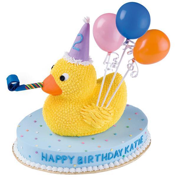 Wilton Rubber Ducky 3d Novelty Cake Pan Tin