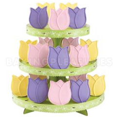 Wilton Spring Easter Cupcake Stand