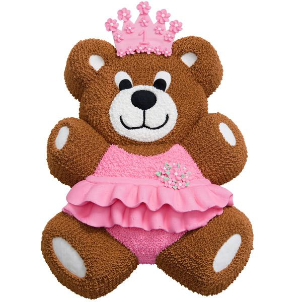 Cake Design Teddy Bear : Wilton Teddy Bear Novelty Cake Pan/Tin