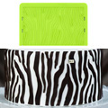 Marvelous Molds Zebra Silicone Onlay