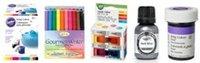 Food Colouring, Paints, Pens
