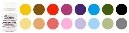 Natural Food Colouring